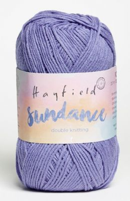 Hayfield Sundance DK 100g - 508 Fancy Pansy - CLEARANCE PRICE £2.25